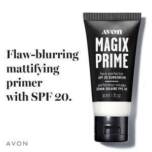 Magix Prime Face Perfector SPF 20 Avon
